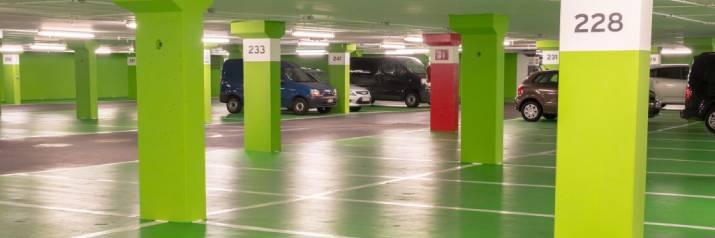 Parking Sint-Michiels